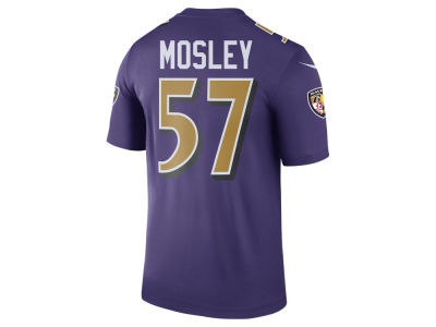 Baltimore Ravens C.J. Mosley Nike NFL Men's Legend Color Rush Jersey