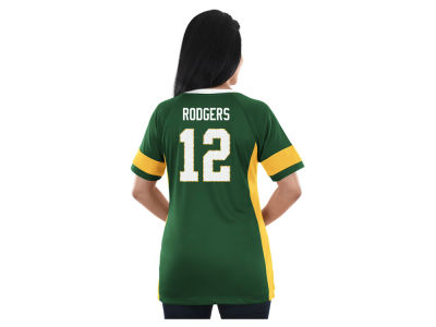 Green Bay Packers Majestic NFL 2017 Women's Draft Him T-Shirt