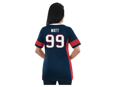 Houston Texans Majestic NFL 2017 Women's Draft Him T-Shirt
