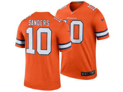 Denver Broncos Emmanuel Sanders Nike NFL Men's Legend Color Rush Jersey