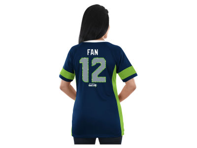 Seattle Seahawks NFL 2017 Women's Draft Him T-Shirt