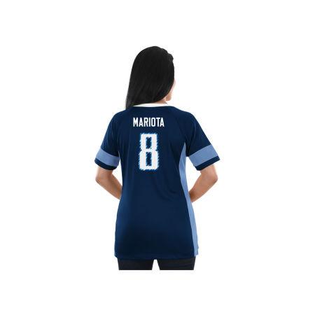 Tennessee Titans Majestic NFL 2017 Women's Draft Him T-Shirt