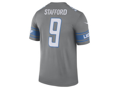 Detroit Lions Matthew Stafford Nike NFL Men's Legend Color Rush Jersey