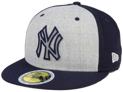 more photos 3ee88 dda3f ... new zealand new york yankees new era mlb heather team reflective 59fifty  cap 23c37 c1714