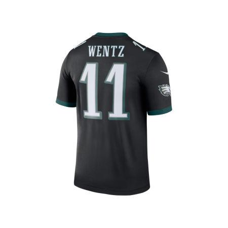 Philadelphia Eagles Carson Wentz Nike NFL Men's Legend Color Rush Jersey