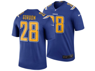 Los Angeles Chargers Melvin Gordon Nike NFL Men's Legend Color Rush Jersey