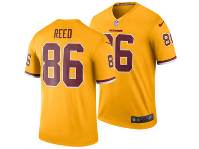 Washington Redskins Jordan Reed Nike NFL Men's Legend Color Rush Jersey