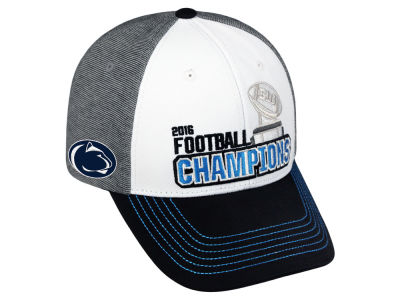 Penn State Nittany Lions Top of the World 2016 NCAA Football Big 10 Champs Cap