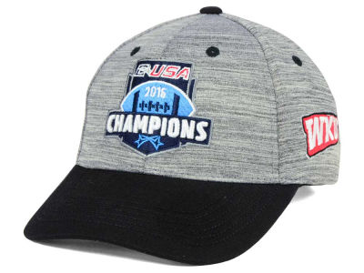 Western Kentucky Hilltoppers Top of the World 2016 Conference USA Football Champs