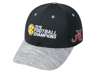Alabama Crimson Tide Top of the World NCAA 2016 SEC Champs Cap