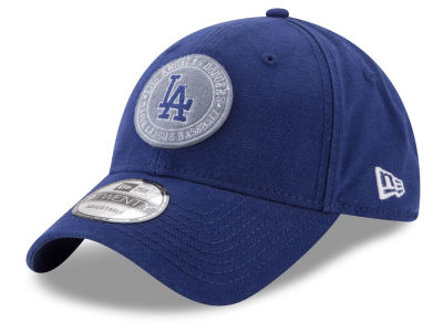 Los Angeles Dodgers New Era MLB Varsity 9TWENTY Strapback Cap