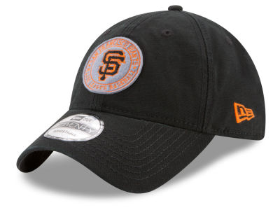 San Francisco Giants New Era MLB Varsity 9TWENTY Strapback Cap