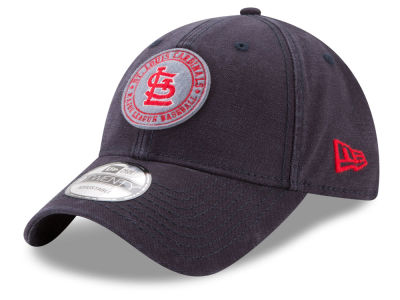 St. Louis Cardinals New Era MLB Varsity 9TWENTY Strapback Cap