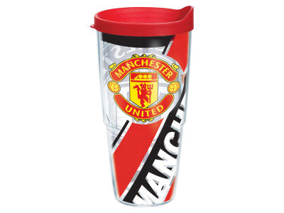 Manchester United Tervis 24oz All Over Colossal Wrap Tumbler