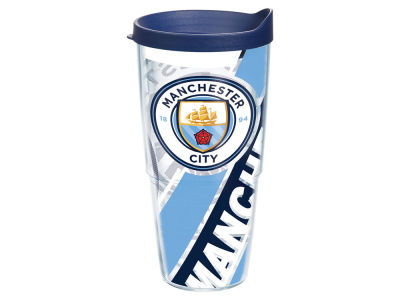Manchester City Tervis 24oz All Over Colossal Wrap Tumbler