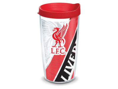 Liverpool FC Tervis 16oz. Colossal Wrap Tumbler with Lid