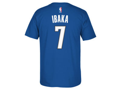 Orlando Magic Serge Ibaka adidas NBA Men's Player T-Shirt