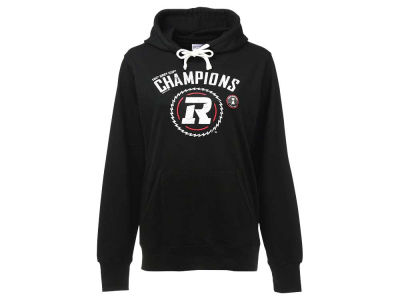Ottawa RedBlacks Canadian Graphics West CFL Women's Grey Cup Champs Trophy Hoodie