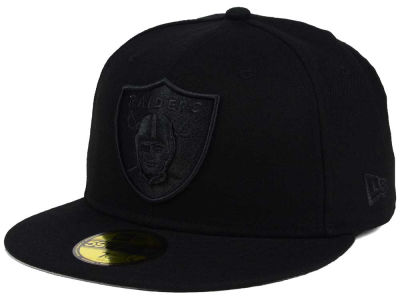 Oakland Raiders New Era NFL BOB 59FIFTY Cap