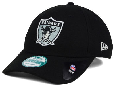 Oakland Raiders New Era NFL 4th Down 9FORTY Cap