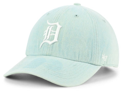 Detroit Tigers '47 MLB All Denim CLEAN UP Cap