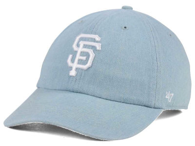 San Francisco Giants '47 MLB All Denim CLEAN UP Cap