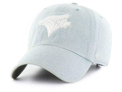 Toronto Blue Jays '47 MLB All Denim '47 CLEAN UP Cap