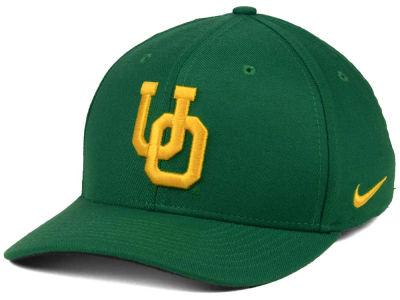 Oregon Ducks Nike NCAA Vault Swoosh Flex Cap