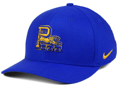 Pittsburgh Panthers Nike NCAA Vault Swoosh Flex Cap