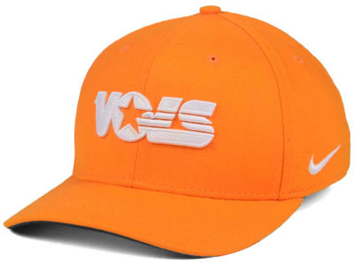 57f1c221e99 Tennessee Volunteers NCAA Nike Stretch Fitted Hats   Caps