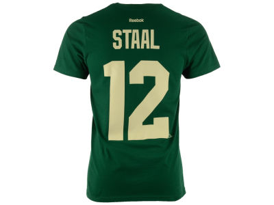 Minnesota Wild Eric Staal Reebok NHL Men's Player T-Shirt