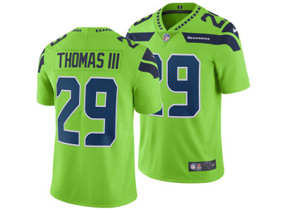 Seattle Seahawks Earl Thomas Nike NFL Men's Limited Color Rush Jersey