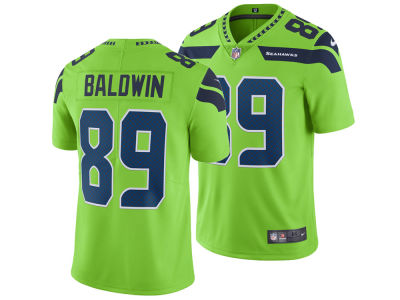 Seattle Seahawks Doug Baldwin Nike NFL Men's Limited Color Rush Jersey
