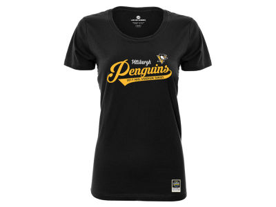 Pittsburgh Penguins 2017 NHL Women's Stadium Series Daily T-Shirt