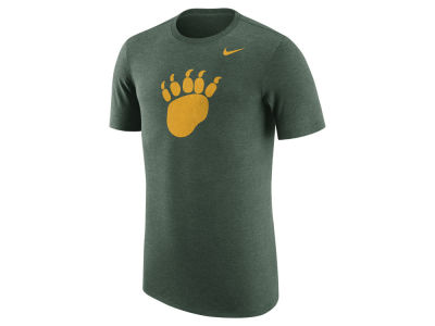 Baylor Bears Nike NCAA Men's Vault Logo Tri-Blend T-Shirt