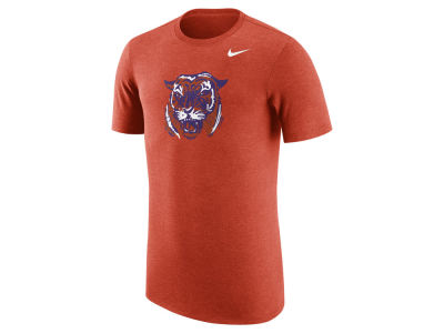 Clemson Tigers Nike NCAA Men's Vault Logo Tri-Blend T-Shirt