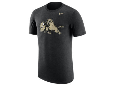 Colorado Buffaloes Nike NCAA Men's Vault Logo Tri-Blend T-Shirt