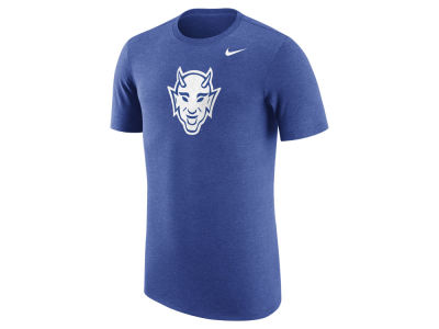 Duke Blue Devils Nike NCAA Men's Vault Logo Tri-Blend T-Shirt