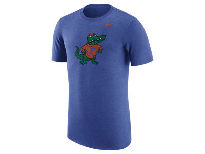 Florida Gators Nike NCAA Men's Vault Logo Tri-Blend T-Shirt