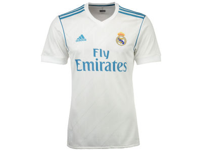 Real Madrid adidas Club Team Home Jersey