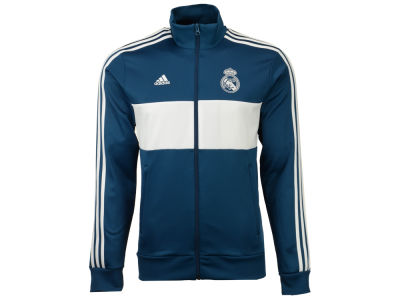 Real Madrid adidas Club Team 3 Stripes Track Jacket