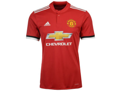Manchester United adidas Club Team Home Jersey