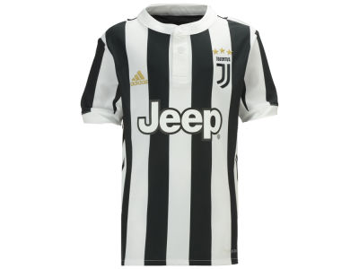 Juventus adidas Club Team Youth Home Stadium Jersey