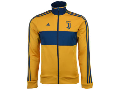 Juventus adidas Club Team 3 Stripes Track Jacket