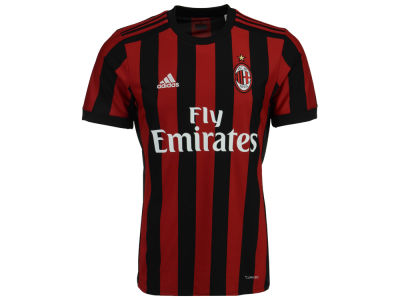 AC Milan adidas Club Team Home Jersey