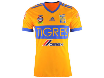 Tigres UANL adidas Club Team Home Jersey