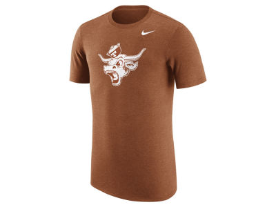 Texas Longhorns Nike NCAA Men's Vault Logo Tri-Blend T-Shirt