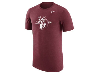 Washington State Cougars Nike NCAA Men's Vault Logo Tri-Blend T-Shirt