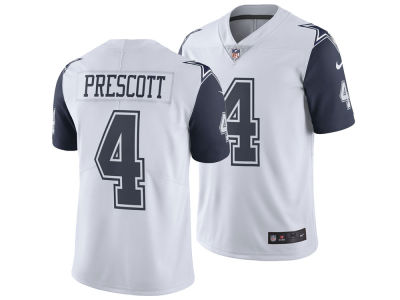 Dallas Cowboys Dak Prescott Nike NFL Men's Limited Color Rush Jersey