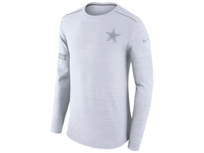 Dallas Cowboys Nike NFL Men's Color Rush Player Top Long Sleeve T-shirt